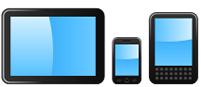 small file sizes for portable devices